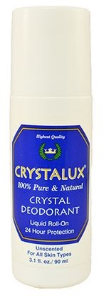 Crystalux Deodorant Roll On