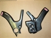KX 250 FRAME GUARDS (2003-2004)