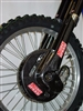 YZ 250 CF FRONT DISC GUARD (1998-2004)