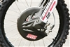 CRF 450R CF FRONT DISC GUARD (2002-2008)