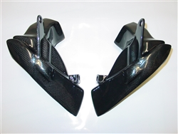 YFZ 450 FORCED AIR INLETS (2004-2009)