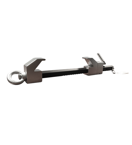 SafeWaze 019-4009  Vertical / Stationary Beam Clamp Anchor (formerly # FS865)