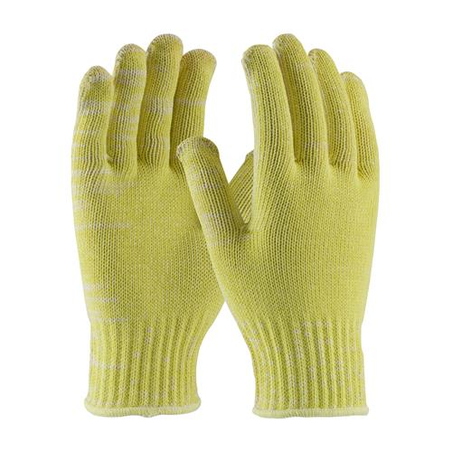 PIP 07-K320 Kut-Gard Seamless Knit Kevlar® / Cotton Plated Glove - Medium Weight -  Box/12 Pairs