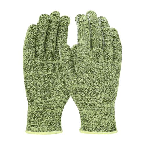 PIP 07-TW600 Kut Gard Seamless Knit ACP / PolyKor Blended Glove with Polyester Lining - Heavy Weight, Cut Level A6, Box/ 12 Pairs