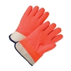 West Chester 1017ORF PVC Dipped Glove with Foam over Jersey Lining, Rough Finish, Large - Box/12 Pairs