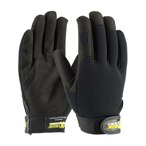 PIP 120-MX2805 Maximum Safety Professional Mechanic's Gloves - Box/ 12 Pairs