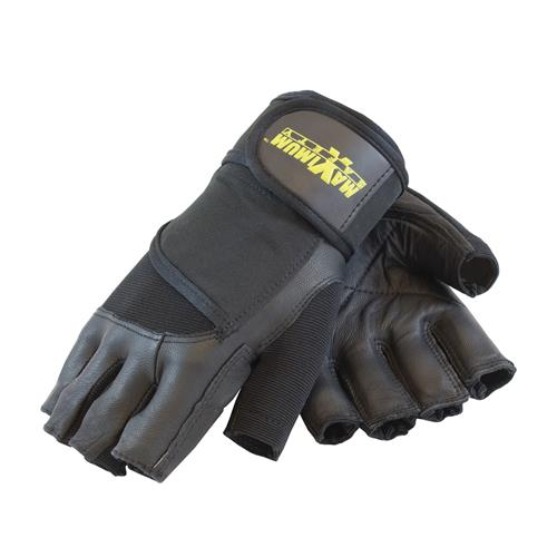 PIP 122-AV20 Maximum Safety Anti-Vibration Glove with Shock Absorbing Pad - 1 Pair