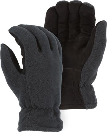 Majestic 1665 Winter Deer Drivers Gloves