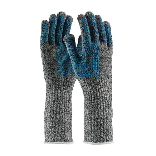 PIP 18-SD385L Kut-Gard Dyneema / Steel Blend Gloves, Heavy Weight, Two Side Special Dot - Box/12 Each