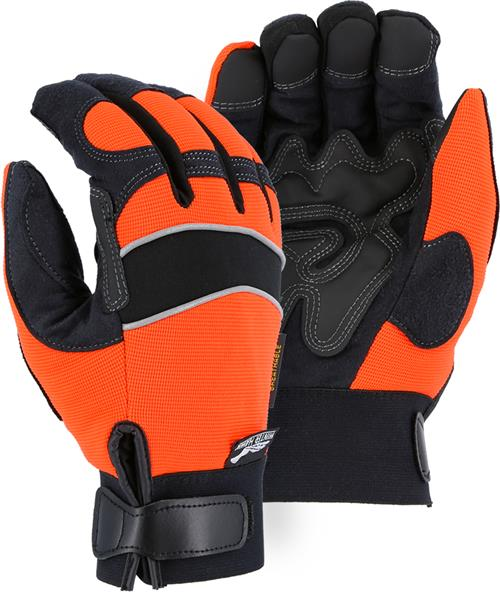 Majestic 2145HOH Winter Hawk Mechanics Glove, Armor Skin