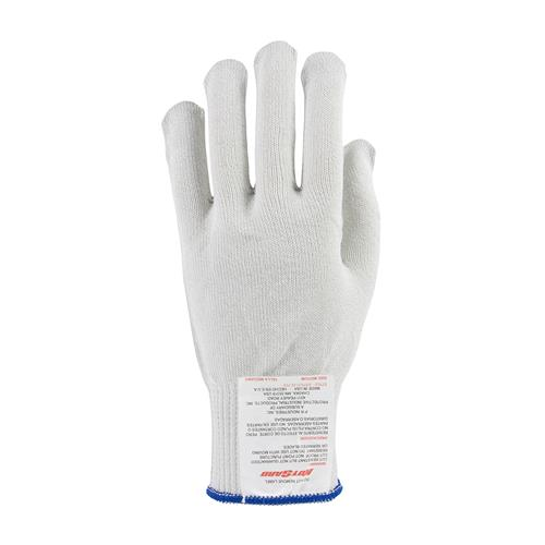 PIP 22-760 Kut-Gard Polyester over Dyneema® / Silica / Stainless Steel Core Antimicrobial Glove, Medium Weight, ANSI Cut Level 5 / A7, Case/ 24 Gloves