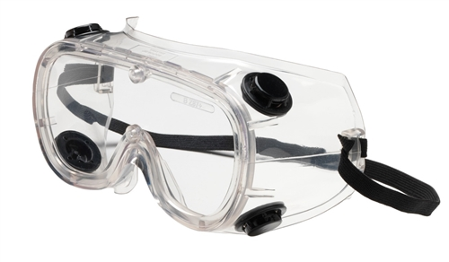 Bouton Optical 248-4401-300 Indirect Vent Goggle