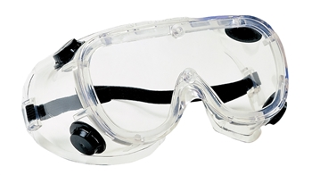 Bouton Optical 248-4401-400 Indirect Vent Goggle
