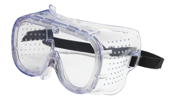 Bouton Optical 248-5090-400B Direct Vent Goggle