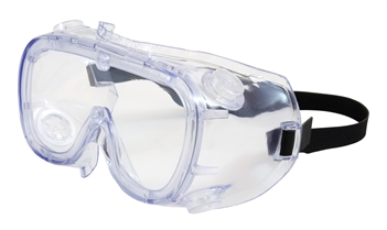 Bouton Optical 248-5190-300B Indirect Vent Goggle