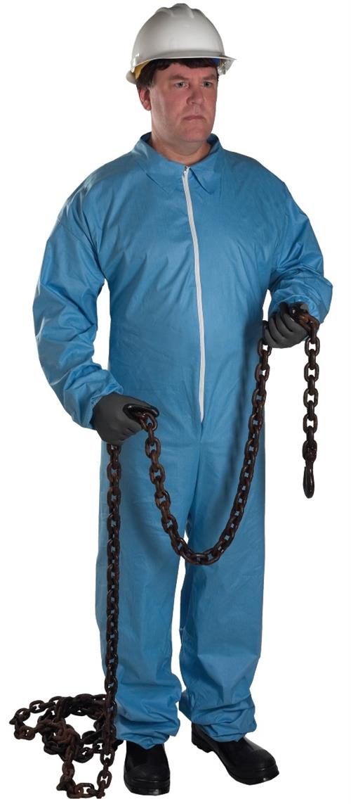 West Chester 3100 Posi-Wear FR - Blue Coverall