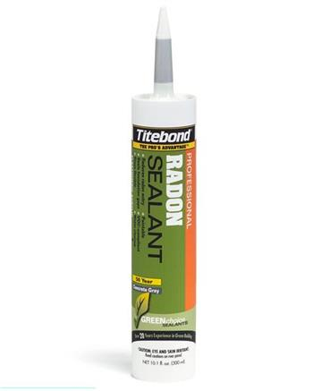 Titebond GREENchoice 3251 Professional Radon Sealant, Case/12