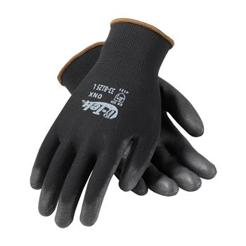 PIP 33-B125 G-Tek GP Seamless Knit Nylon Glove with Polyurethane Coated Smooth Grip on Palm & Fingers - Box/12 Pairs