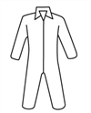 West Chester 3600 POSI-WEAR BA: Breathable Advantage Disposable Coverall, Case/25