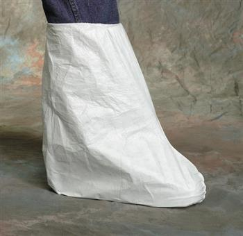 "West Chester 3714 POSI-WEAR UB (100% Barrier) 18"" White Boot Covers - Case/200"