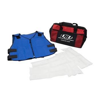PIP 390-EZSPC EZ-Cool Premium Phase Change Active Fit Cooling Vest with Cool Packs & Insulated Cooler Bag