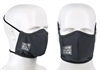 PIP 393-FC10 2-Ply Performance Polyester Reusable Face Mask with Free Logo,  Head Straps, Case/ 300