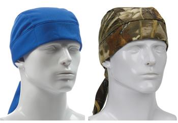 PIP 396-EZ205 EZ Cool Plus Evaporative Cooling Tie Hat, 1-2 Minute Fast Activating, 2 Color Choices
