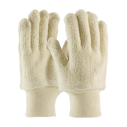 PIP 42-C700 Terry Cloth Seamless Knit Glove - 24 oz - Box/12 Pairs