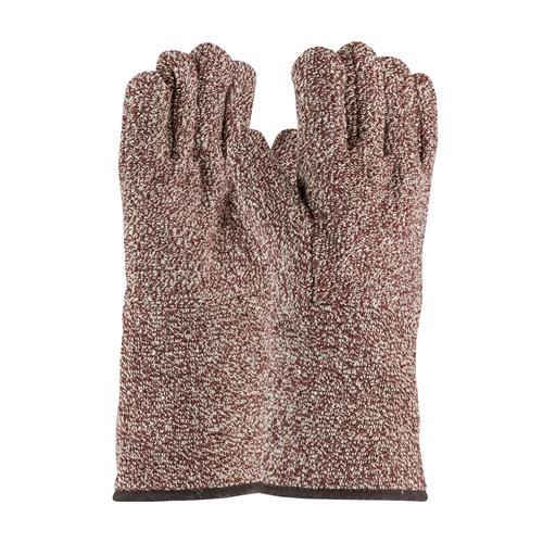 "PIP 42-C920/L  Terry Cloth Seamless Knit Glove - 4.5"" Gauntlet Cuff - Large - Box/12 Pairs"