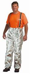 CPA Chicago Protective Apparel 603-ACK Aluminized Pant Carbon Kevlar