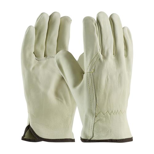 PIP 68-116 Superior Grade Top Grain Cowhide Leather Driver's Glove with  Kevlar Stitching - Wing Thumb - Box/12 Pairs