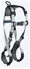 FallTech 7087B  FlowTech LTE Standard Non-belted Full Body Harness, Quick Connect Chest & Leg Adjustment Small - Big Boys 3XL, 425 lb Max