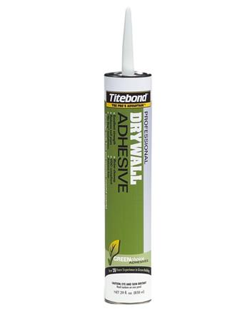 Titebond GREENchoice 7272 Professional Drywall Adhesive, Case/12