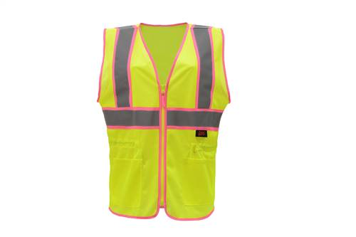 GSS Safety 7805 Class 2 Two Tone Lady Vest
