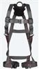 FallTech 8141  FT-Iron 1D Standard Non-Belted Iron Workers Harness, Quick Connect Chest & Legs, Sizes: S - 3XL, 425 lb Max, Big Boys