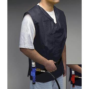 Allegro 8300 Vortex Cooling / Heating Vest with Plastic Cooler, Standard