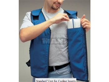 Allegro 8413 Standard Vest for Cooling Inserts