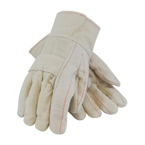 PIP 94-924I  Economy Grade Hot Mill Glove with Two-Layers of Cotton Canvas - 24 oz - Box/12 Pairs