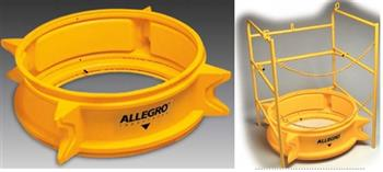 Allegro 9401-12 High Impact Polymer Manhole Shield