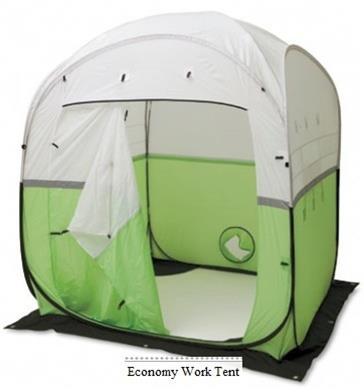 Allegro 9403-66 Economy Work Tent for Confined Space