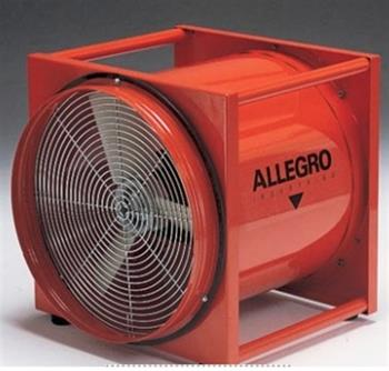 "Allegro 9515-01 - 16"" Explosion-Proof Axial Blower"
