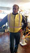 AmeriFire-AR Utility Lineman FR Arc Flash Insulated Safety Vest, Class 2 Made in USA AMFR-V5591