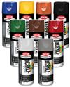 Krylon Industrial Acryli-Quik Acrylic Lacquer, Paints- Choice of Colors, Case/6 Cans
