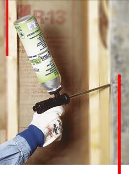 Enerfoam Ener 25, Professional Foam Sealant