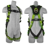 SafeWaze FS-FLEX185 PRO+ Premium Construction Harness with Flex Design, Grommet Leg Straps