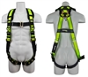 SafeWaze FS185 Tangle Free Harness with Single D Ring and Grommet Leg Straps