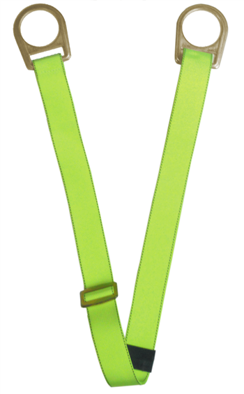 SafeWaze FS812  Medium Duty 4' - 6' Adustable Crossarm Strap