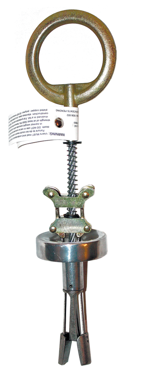 "FSP USA FS876  Removable Concrete Hole Anchor with ""Easy Button"""