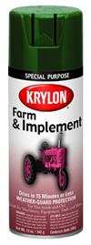 Krylon Farm - Implement Paints, Case/ 6 Cans