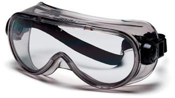 Pyramex G304T Goggles, Anti-Fog Top Shelf Chemical Splash Goggle, Qty: Box/12 prs